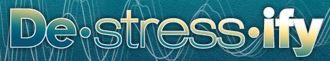 De-stress-ify logo