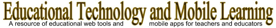 Education Technology and Mobile Learning logo