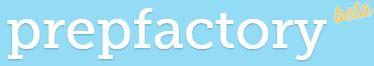 Prep Factory logo